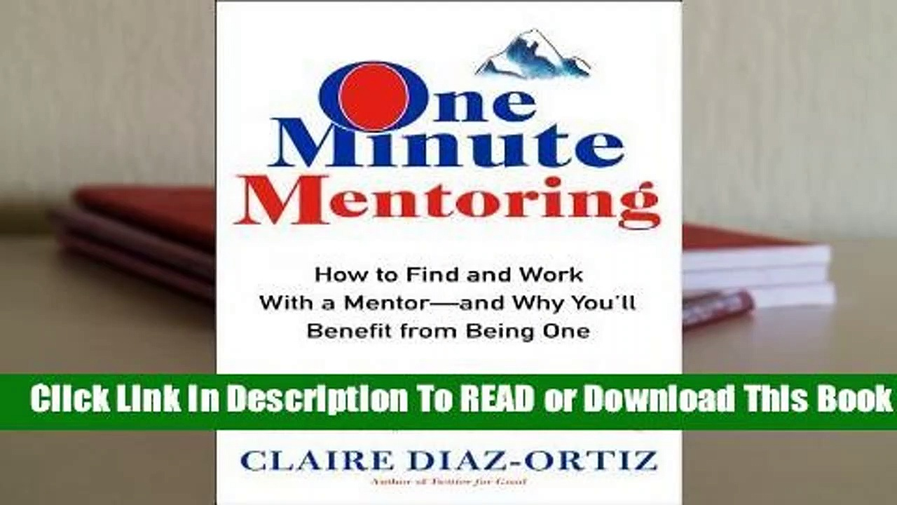 Online One Minute Mentoring  For Kindle