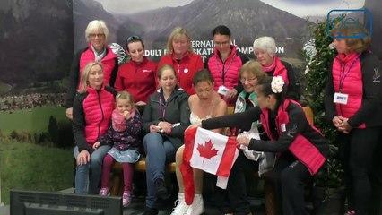 2019 International Adult Figure Skating Competition - Oberstdorf, Germany (4)