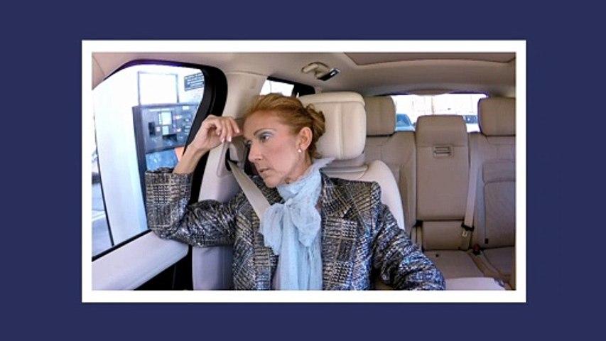 Celine Dion hilarante dans le carpool karaoke