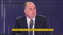 """""""Toutes les européennes depuis 20 ans le gouvernement prend une raclée """" dit Didier Guillaume"""