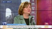 """Nathalie Loiseau (LaREM): """"Je ne suis pas Bilal Hassani. Je ne suis pas faite pour des grands shows à paillettes"""""""