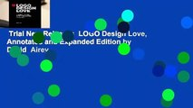 Trial New Releases  LOGO Design Love, Annotated and Expanded Edition by David  Airey
