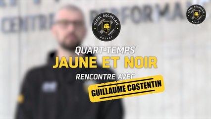 Quart-temps Jaune et Noir - Guillaume Costentin