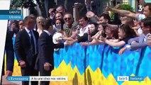 Eurozapping : l'Autriche dans la tourmente ; l'Ukraine dans une nouvelle ère