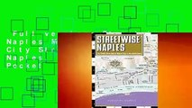 Full version  Streetwise Naples Map - Laminated City Street Map of Naples, Italy: Folding Pocket