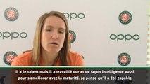 """ATP : Roland-Garros - Henin : """"Federer a quelque chose de magique"""""""