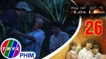 THVL | Dập tắt lửa lòng - Tập 26[1]: Thành không chịu ly dị, ông Hai tức giận đánh Thành giữa đường