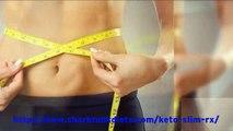 Keto Slim RX - Burn Excess Fat With Shark Tank Diet Pills!