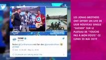 Quotidien : Pourquoi Yann Barthès a annulé la venue des Jonas Brothers ?