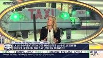 Taxis, ambulances et auto-écoles mobilisés contre la loi d'orientation des mobilités - 21/05
