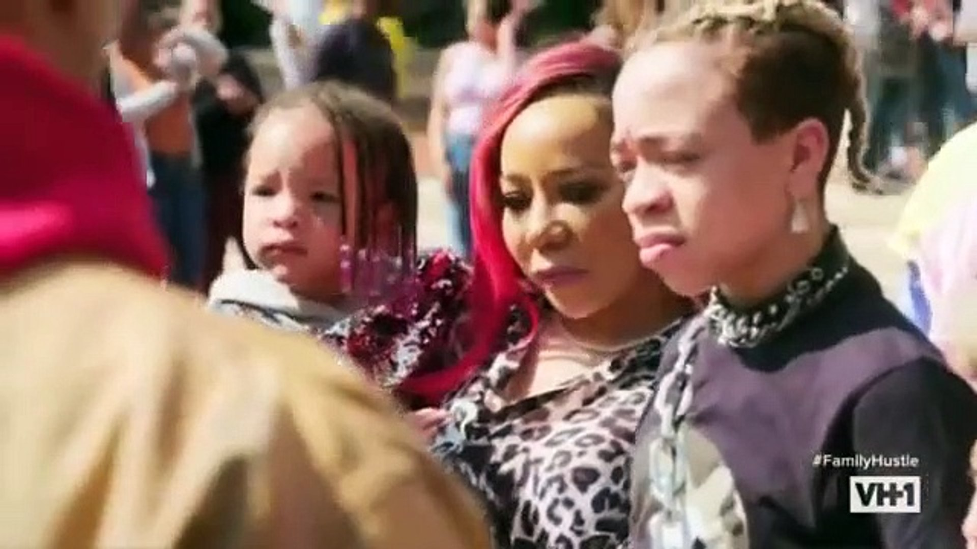 T I and Tiny Friends and Family Hustle S02E06 Secrets and Commitment (May  20, 2019)