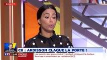 Audrey Crespo-Mara réagit au départ de Thierry Ardisson de C8