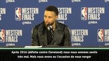"""Play-offs - Curry :""""Atteindre une nouvelle finale, c'est de la folie"""""""