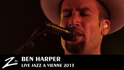 Ben Harper & Charlie Musselwhite - In i'm out and i'm gone - Jazz à Vienne 2013 - LIVE HD