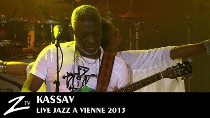 Kassav - Medley Dife - Jazz à Vienne 2013 - LIVE HD