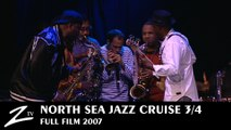 North Sea Jazz Cruise 2007 -  Texas Horns - Episode 3 - Full FILM HD