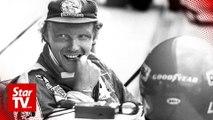 Motor racing great Niki Lauda dies