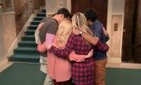 Quand les acteurs de la série « The Big Bang Theory » se disent au revoir !