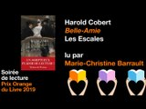 Belle amie de Harold Cobert, lu par Marie-Christine Barrault - Prix Orange du Livre 2019