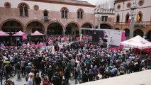 Giro d'Italia 2019   Stage 10   Start