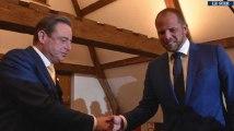 Bart De Wever : des razzias à Anvers pour remplir Air Francken