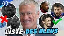 Equipe de France : premières pour Clément Lenglet, Léo Dubois et Mike Maignan, retour de Wissam Ben Yedder