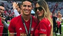 Las fotos más atrevidas de la que dicen que es la nueva pareja de James Rodríguez