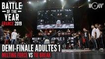 BOTY FRANCE 2019 : Demi-finale adultes 1