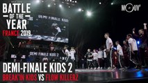BOTY FRANCE 2019 : Demi-finale Kids 2