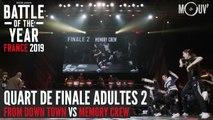 BOTY FRANCE 2019 : Quart de finale adultes 2