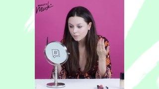 Women Recreate Their High School Makeup
