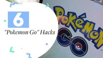 6 Pokemon Go Hacks To Help You Catch 'Em All