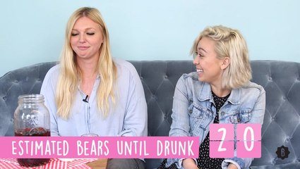How Many Boozy Gummy Bears Will Get You Drunk?