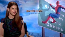 Spider-Man Homecoming Star Marisa Tomei On Playing Beloved Aunt May