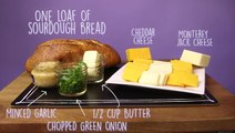 How To Make Bloomin' Onion Bread