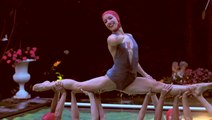 What's It Like To Be A Synchronized Swimmer?