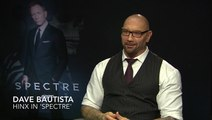 Spectre Villain Dave Bautista On Teaching Lea Seydoux The Ropes