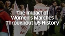 The Impact Of Women's Marches Throughout History