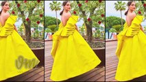 Sonam Kapoor Day 2 Look At Cannes Film Festival | Sonam Kapoor Attends Chopard Event | Cannes 2019