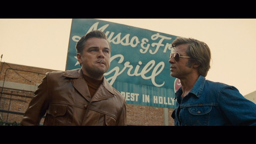 Leonardo DiCaprio, Brad Pitt, Margot Robbie In 'Once Upon a Time in Hollywood' New Trailer