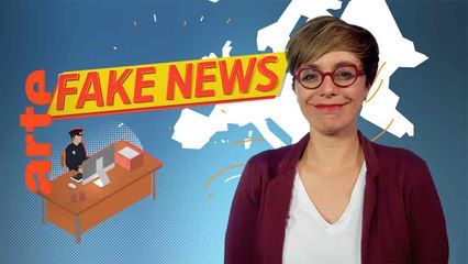 Fake News : vont-elles changer le cours des élections ? - L'info+ | ARTE