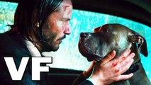 """JOHN WICK 3 """"John se sépare de son chien"""" Extraits"""