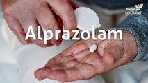 Alprazolam: mecanismo de acción y efectos secundarios