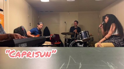 Rehearsal with the boys - The Bowery Electric