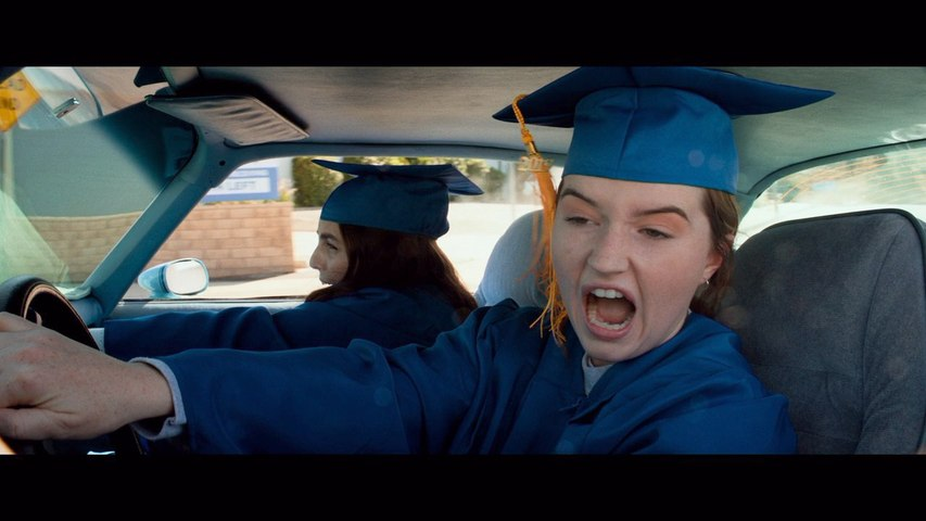 Kaitlyn Dever, Beanie Feldstein In 'Booksmart' Final Trailer