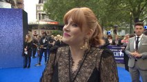 Bryce Dallas Howard Compares Elton John To Mozart At 'Rocketman' Premiere