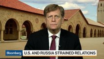 Putin Is Engaged in an Ideological Struggle, Says Former U.S. Ambassador to Russia