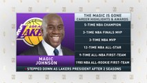 The Jim Rome Show: Magic Johnson airs out the Lakers