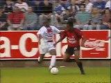 06/05/95 : Marco Grassi (36' p.) : Rennes - Paris SG (4-0)