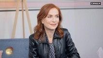 Interview de Isabelle Huppert par Augustin Trapenard - Cannes 2019